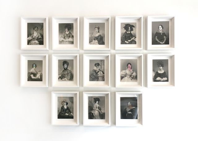 , 'De-identified,' 2014, Tracey Morgan Gallery