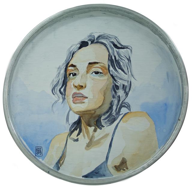 , 'Grey Skies,' 2019, Vin Gallery