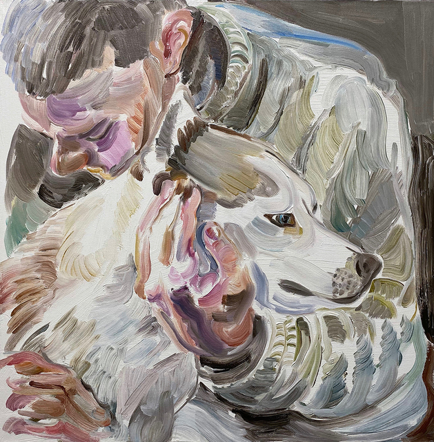 , 'Scott and Walter,' 2019, Linda Hodges Gallery