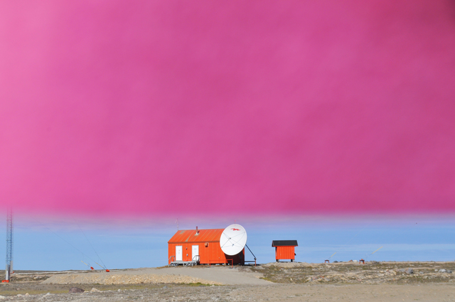 , 'The Left Hand Points Toward Home (Private Residence, Cambridge Bay),' 2015, Art Mûr