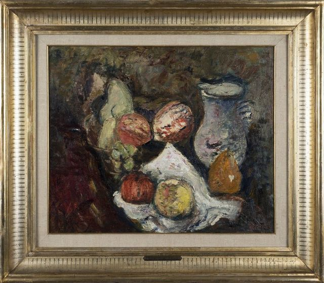 Arturo Tosi, 'Still Life With Fruits', 1941, Wallector