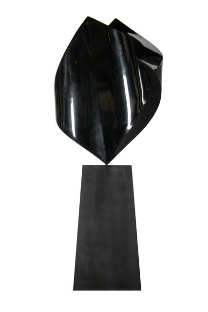 Fred Schmidt, 'Untitled, Black', ca. 1970, WOLFS
