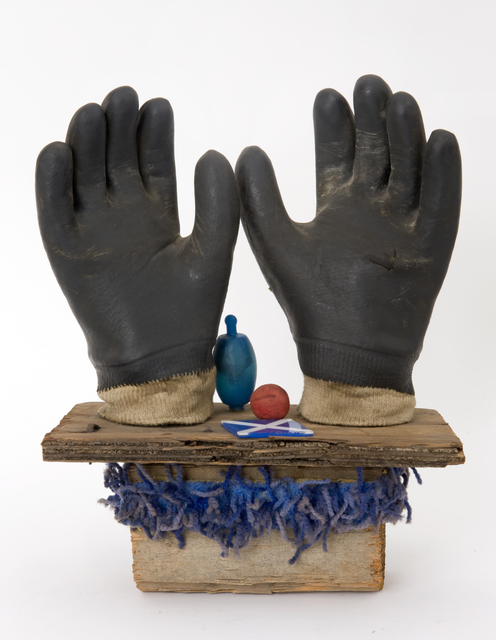 , 'Hands Upward,' 1954, Boca Raton Museum of Art