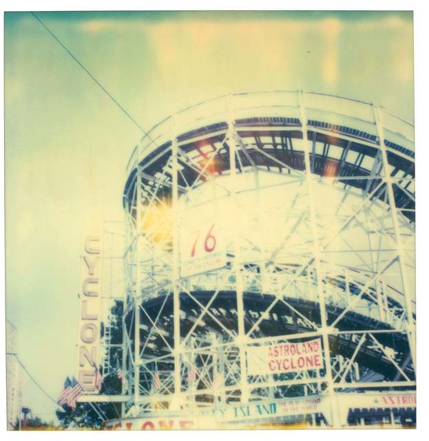 Stefanie Schneider, 'Cyclone (Stay)', 2006, Photography, Digital C-Print based on a Polaroid, not mounted, Instantdreams