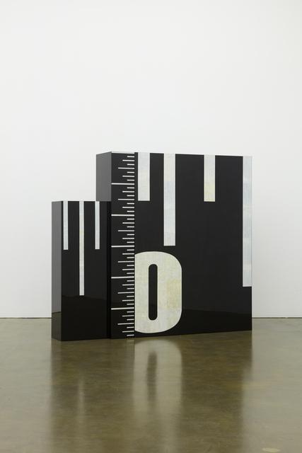 , 'Ruler No.0,' 2012, Leeahn Gallery