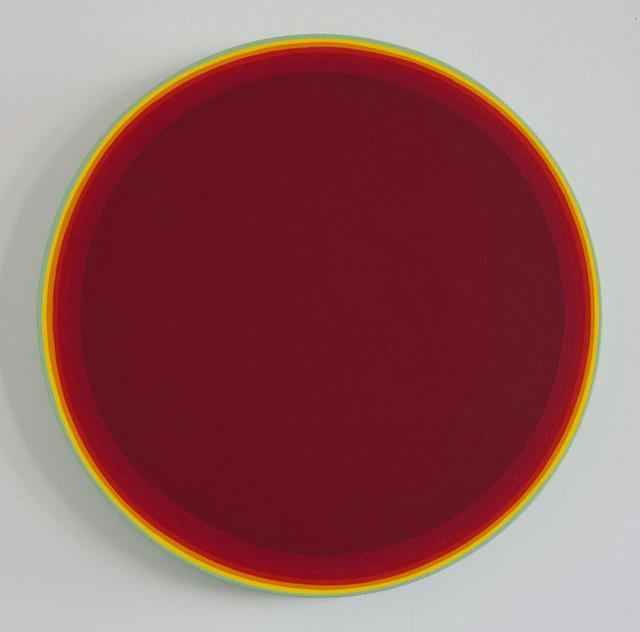 , 'Cadmium Red,' 2017, MAGMA gallery