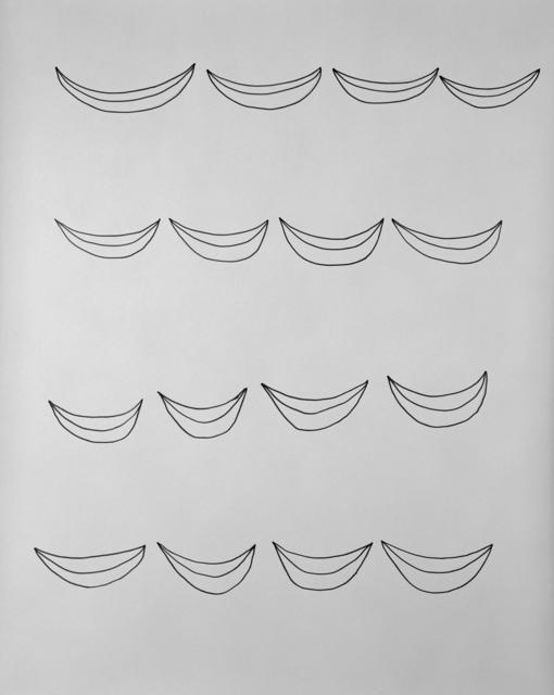 , 'Eclipse,' 2016, Gaa Gallery