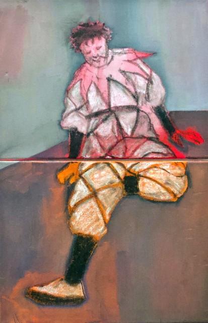 , 'Harlequin Costume,' 2017, de Plume Gallery