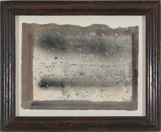 , 'Ohne Titel ,' 1954, Galerie Knoell, Basel