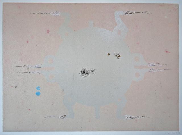, 'Octave,' 2015, Toi o Tahuna