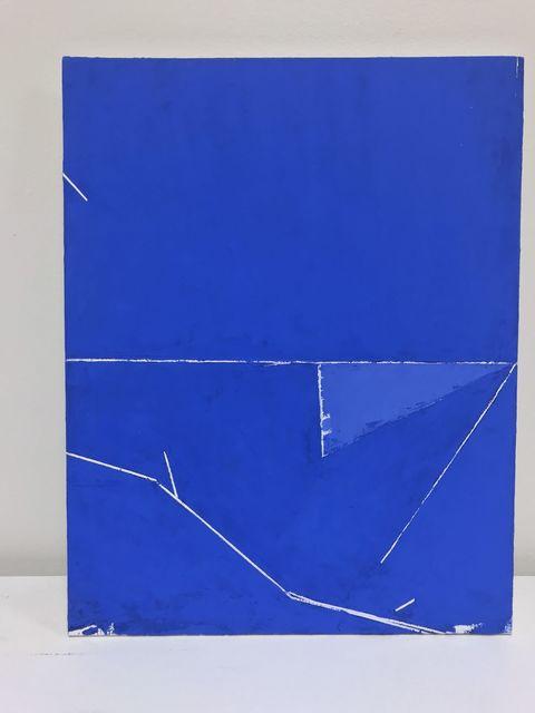 , 'BLL-1,' 2015, SILAS VON MORISSE gallery