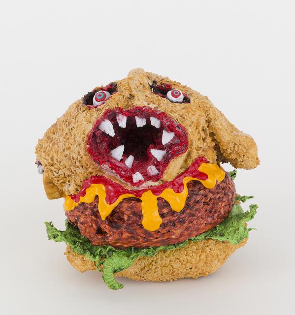 , 'Freakout Burger,' 2017, Joshua Liner Gallery