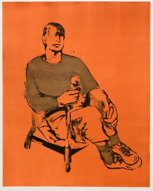 Shelly Tregoning, 'Big Man, Small Chair', 2019, Arusha Gallery