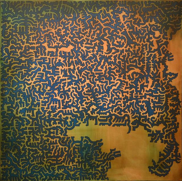 , 'Indigenous,' 2014, Octavia Art Gallery