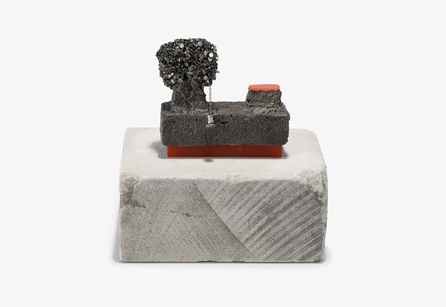, 'Vermilion Plateau ,' 2017, Simone DeSousa Gallery
