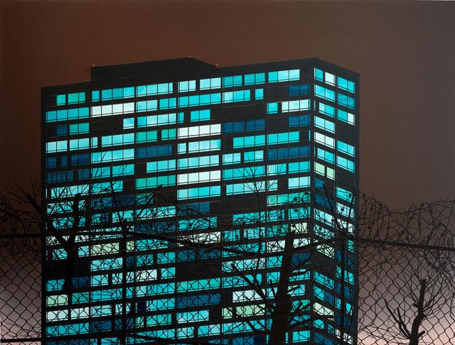 , 'Terminal,' 2013, Edward Tyler Nahem Fine Art LLC