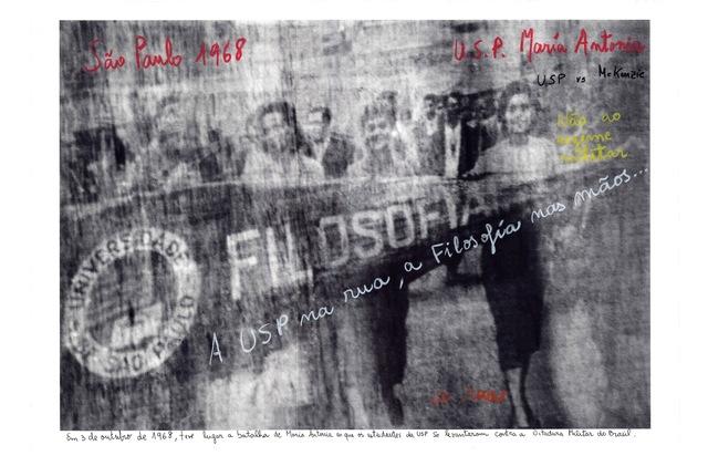 , 'USP, SP, 1968,' 2014, Henrique Faria Fine Art