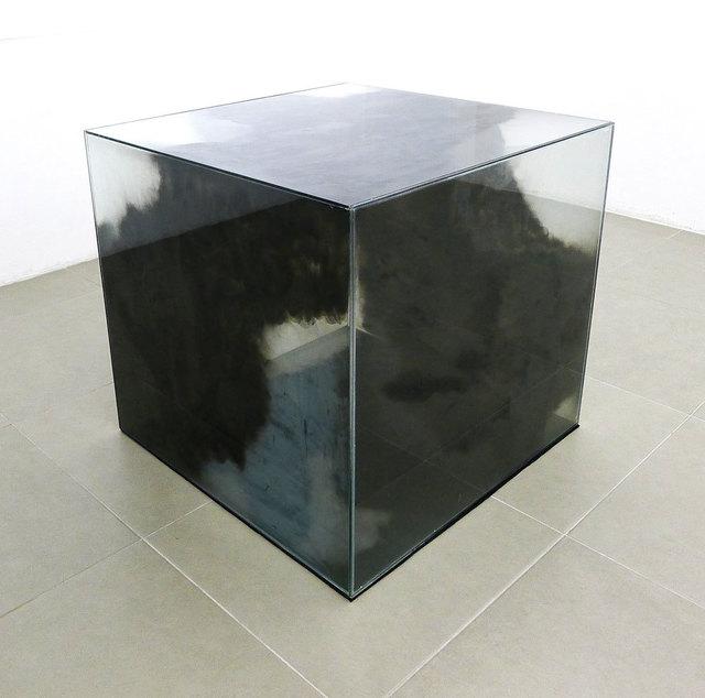 , 'Smoke-Action Series,' 1994, Bolsa de Arte