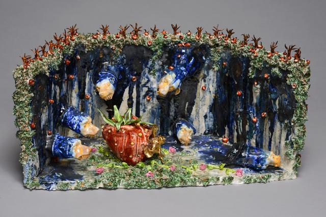 , 'Ciel de chiens orageux ,' 2013, Galerie Laurent Godin