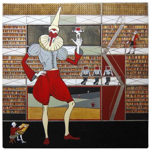 """, '""""Tirlim-bom-bom"""",' 2012, Krokin Gallery"""