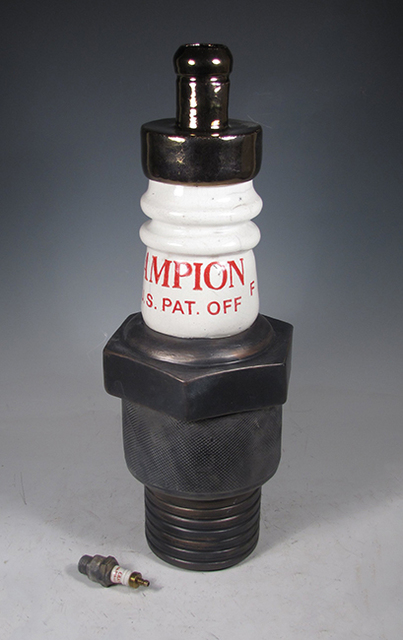 , 'Antique Spark Plug,' , Winfield Gallery
