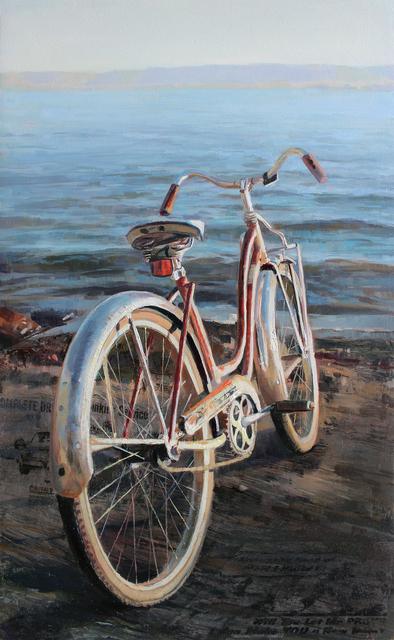 , 'Shoreline Drive,' 2016, Sue Greenwood Fine Art