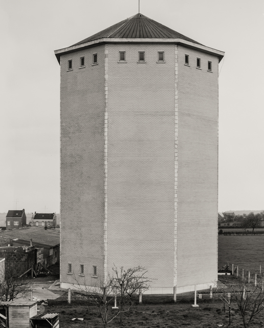 Bernd and Hilla Becher, 'Water Tower [Wasserturm], Herve/Liège, B', 1971 / printed 1995, Fraenkel Gallery