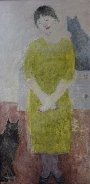, 'Cat Lover,' , Gateway Gallery