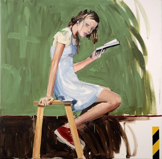 , 'Falso Rockwell,' 2013, Dharma Fine Arts