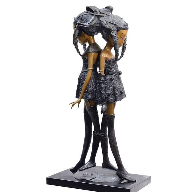 , 'Sisters,' 2014, OSTASHOV sculpture