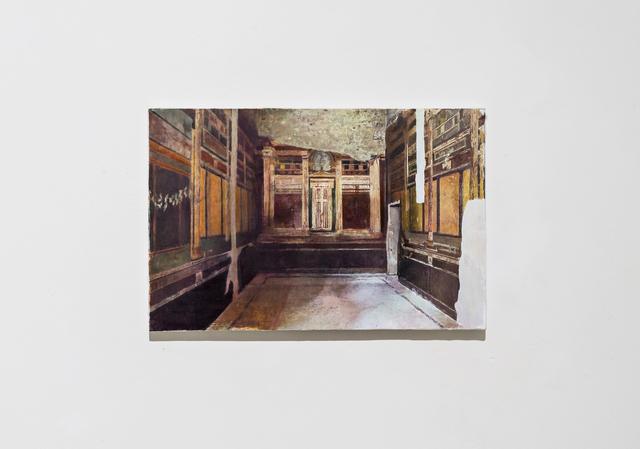 , 'Villa de los Misterios II,' 2015, Galleria Continua