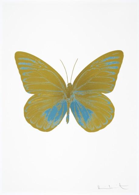 , 'The Souls I - Oriental Gold/Topaz 2010,' 2010, Paul Stolper Gallery