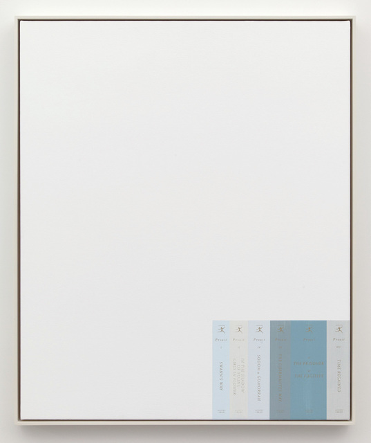 , 'Priorities,' 2014, Casey Kaplan