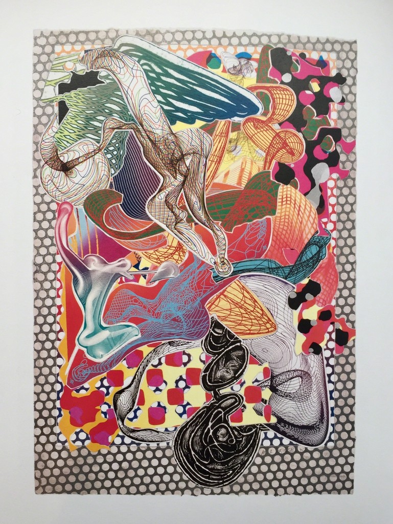Frank Stella
