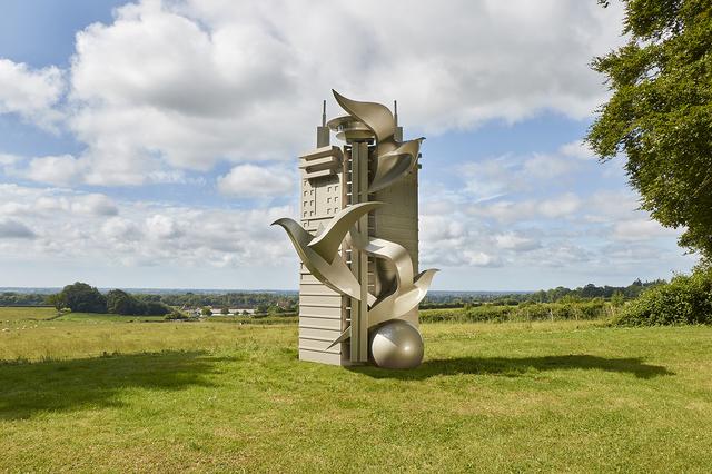 , 'Pigeon's House ,' 2016, Cass Sculpture Foundation