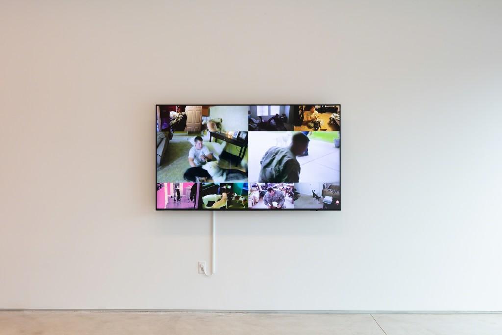 Emmanuel Van der Auwera, Home, installation view, 2019