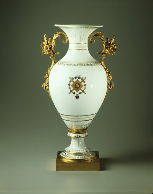 Imperial Porcelain Factory, 'Vase', 19th c., Hillwood Estate, Museum & Gardens