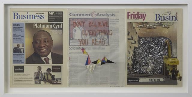 Walter Stach / Neil Nieuwoudt, 'MSL_1', 2011, Museum of African Design (MOAD)