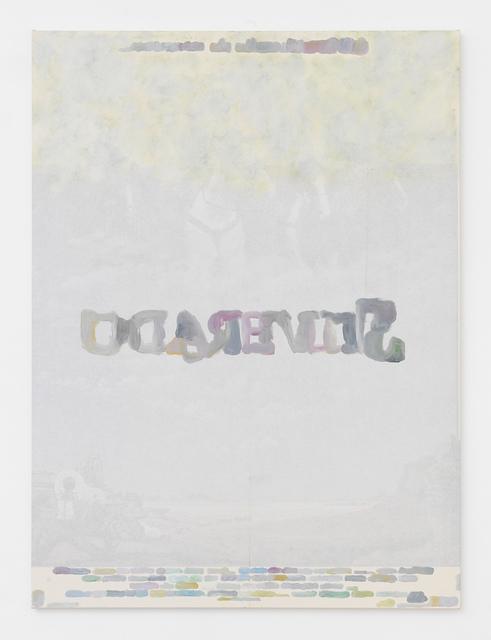 , 'Silverado,' 2016, Johannes Vogt Gallery