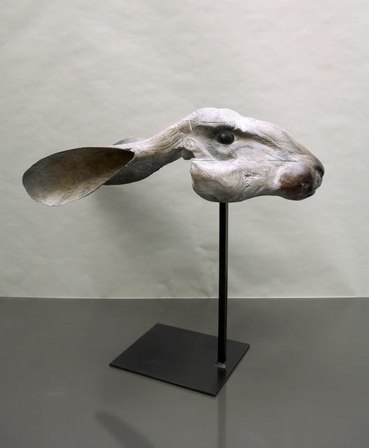 , 'Mask of Rabbit ,' 2017, Mazel Galerie
