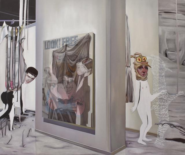 Carolina Muñoz, 'Feria Abierta', 2019, Isabel Croxatto Galería