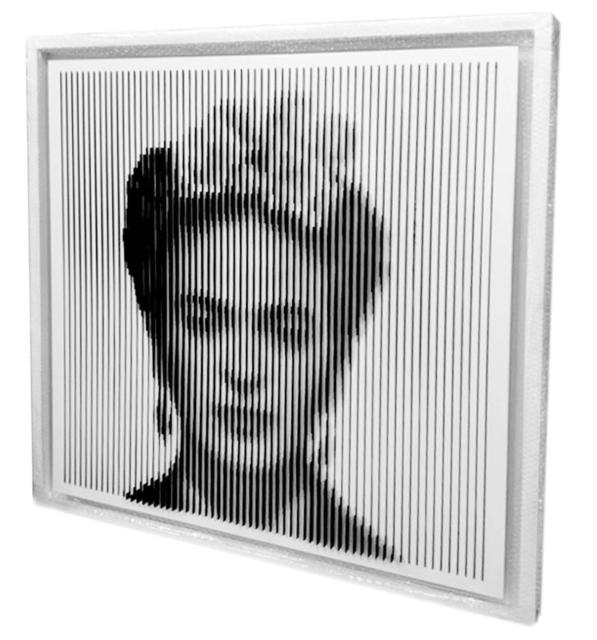 , 'Frida Kahlo ,' 2016, Galería La Cometa