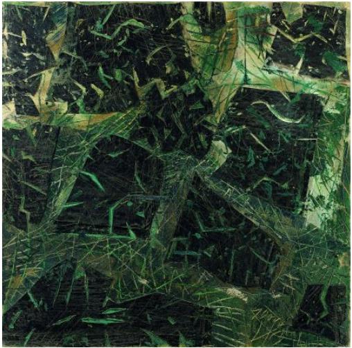 , 'See through landscape,' 1990, SETAREH GALLERY