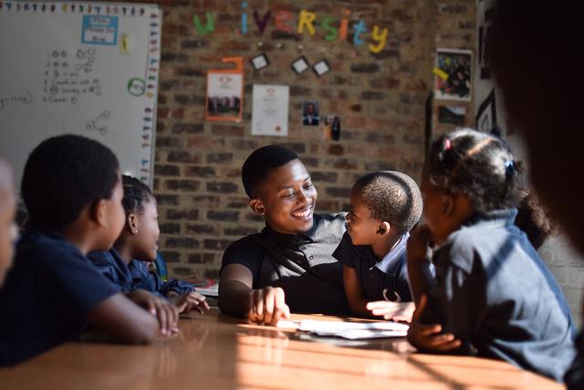 , 'SPARK SCHOOL MABONENG,' 2016, Museum of African Design (MOAD)