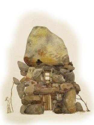 , 'El corazón de la piedra,' 2013, Carmen Sandiego Galería
