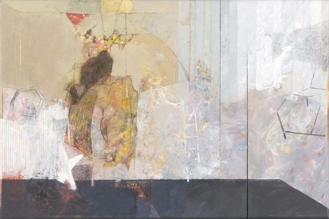 , 'Unsolved Mechanism,' 2017, Galeria de São Mamede