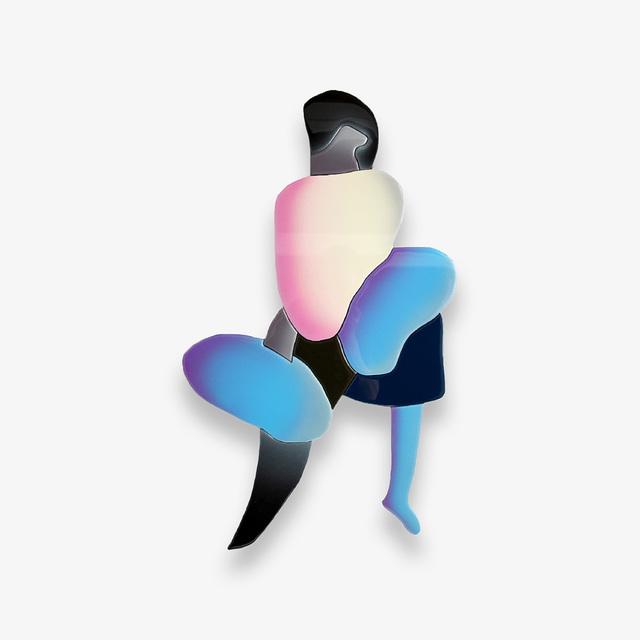 Tadahiro Gunji, 'Collectivity 040', 2018, Tappan