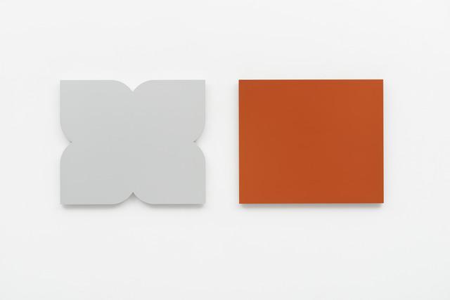 , 'Sea Mist I,' 2016, Galerie Floss & Schultz
