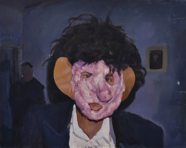 , 'Kurt,' 2018, Linda Hodges Gallery