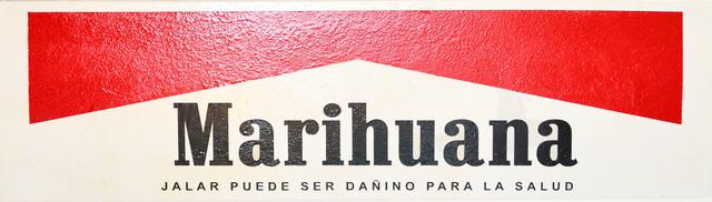 , 'Marihuana ,' 2017, SGR Galería